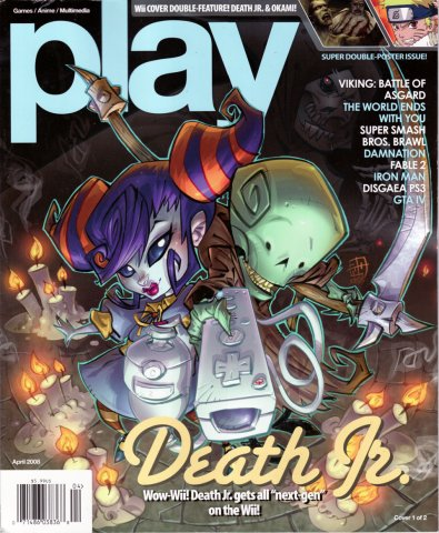 play Issue 076 (April 2008) (cover 1)