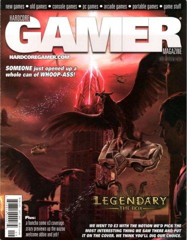 Hardcore Gamer Issue 27 September 2007
