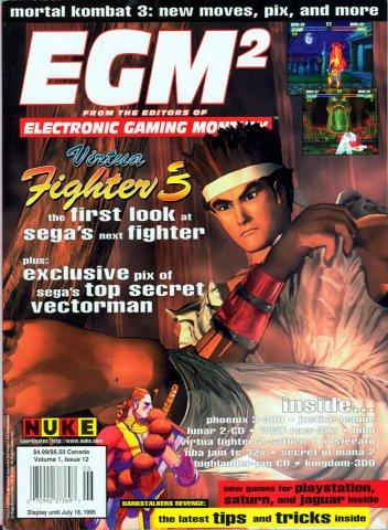EGM2 Issue 12 (June 1995)
