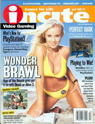incite Video Gaming Issue 05 (April 2000)