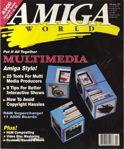 Amiga World 9102