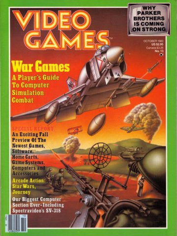 Video Games Issue 13 (October 1983)