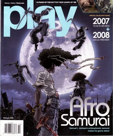 play Issue 074 (February 2008)