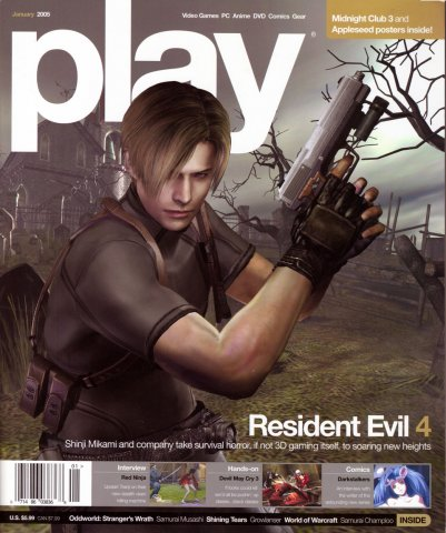 play Issue 037 (January 2005)