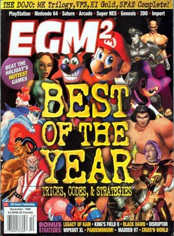 EGM2 Issue 30 (December 1996)