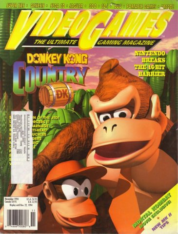 Video Games Issue 70 November 1994