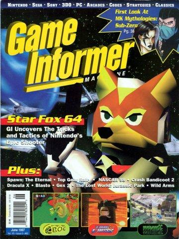 Game Informer Issue 050 June 1997