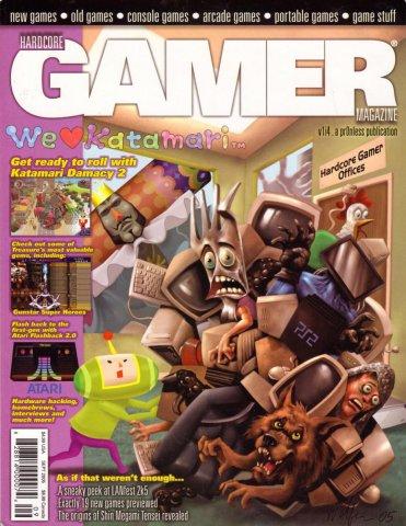 Hardcore Gamer Issue 04 September 2005