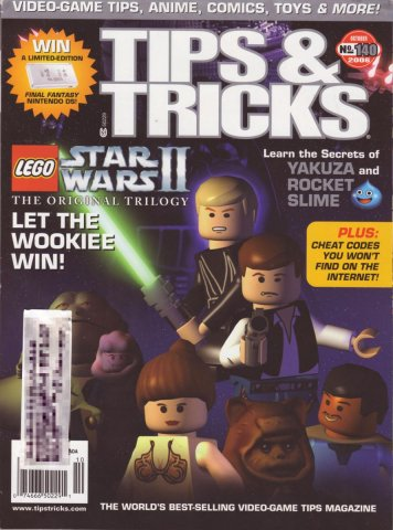 Tips & Tricks Issue 140 October 2006