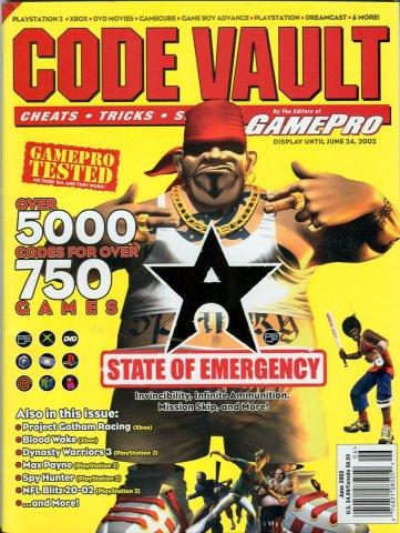 Code Vault Issue 05 June 2002