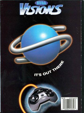 Sega Visions Issue 024  (May 1995)