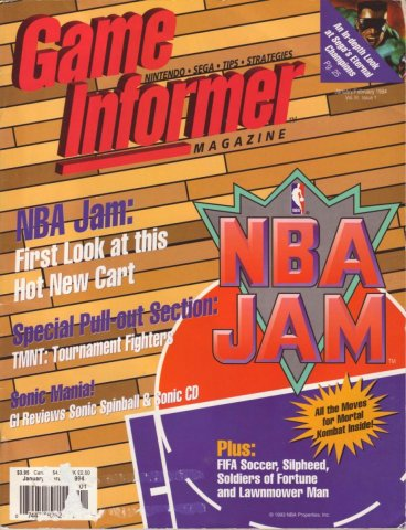 Game Informer Issue 014 January/February 1994