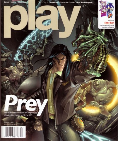 play Issue 048 (December 2005)