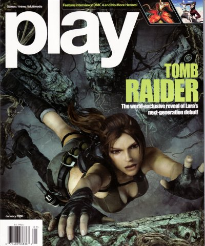 play Issue 073 (January 2008)