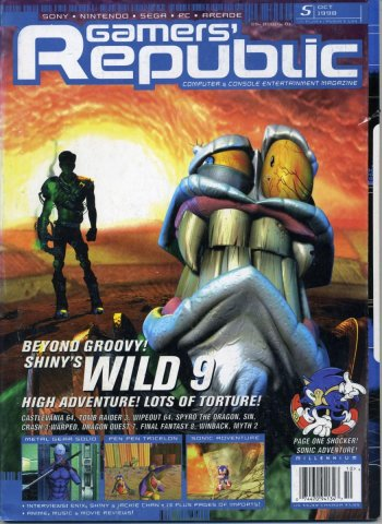 Gamers Republic issue 005 Oct 1998