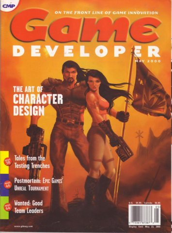 Game Developer 054 May 2000