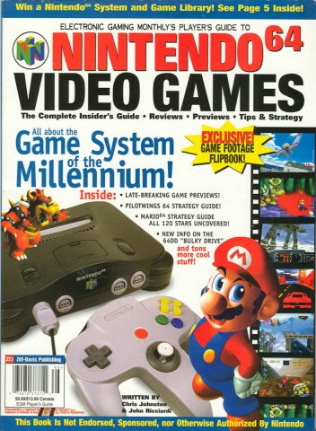 Players Guide to Nintendo 64 Video Games
