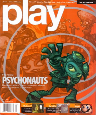play Issue 040 (April 2005)