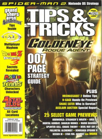 Tips & Tricks Issue 120 February 2005