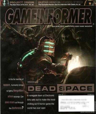 Game Informer Issue 174 October 2007