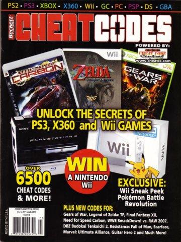 Cheat Codes Becket CheatCC 15