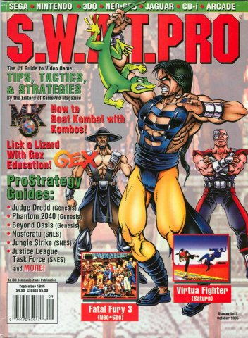 S.W.A.T.Pro Issue 25 September 1995
