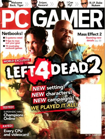 PC Gamer Issue 190 August 2009