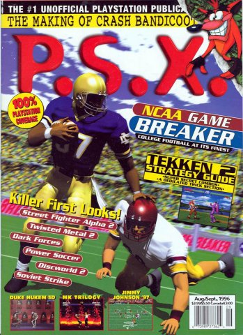 PSX Issue 06 (August/September 1996)