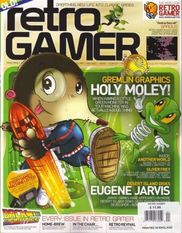 Retro Gamer Issue 024 (May 2006)