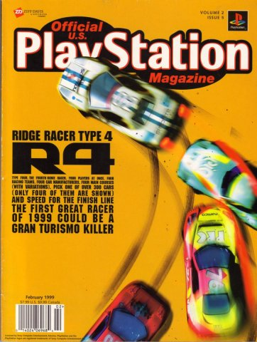 Official U.S. PlayStation Magazine Issue 017 (February 1999)