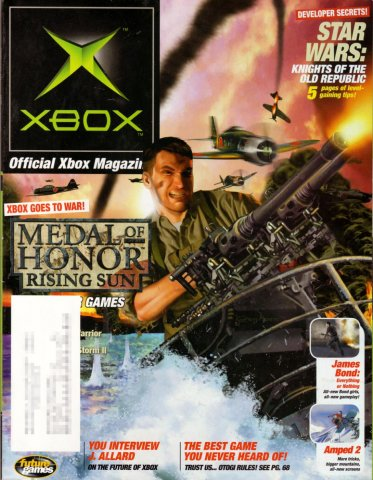 Official Xbox Magazine 023 October 2003