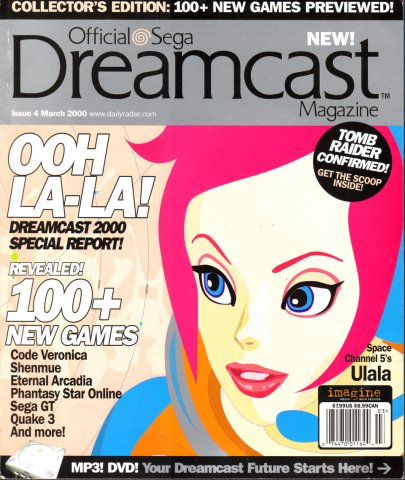 Official Sega Dreamcast Magazine Issue 004 (March 2000)