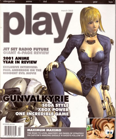 play Issue 003 (March 2002)