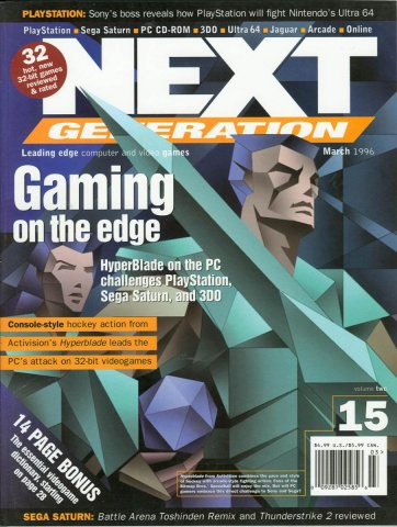 Next Generation Issue 15 March 1996