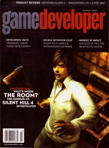 Game Developer 111 Mar 2005