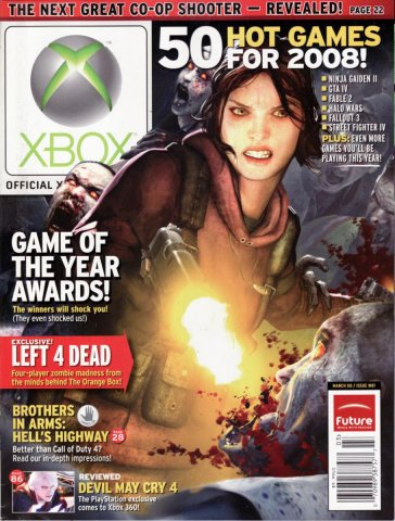 Official Xbox Magazine 081 March 2008