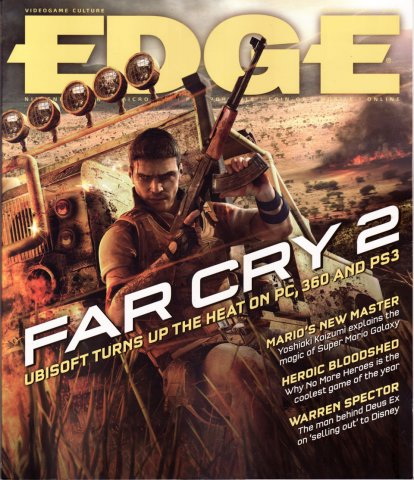 Edge 185 (February 2008)