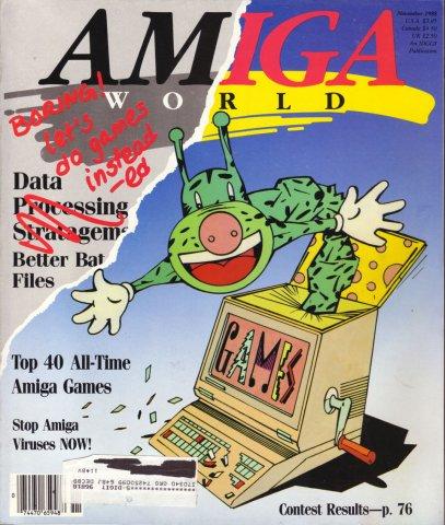 Amiga World 8811