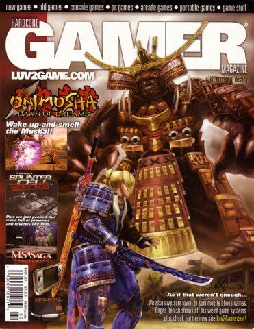 Hardcore Gamer Issue 08 February 2006