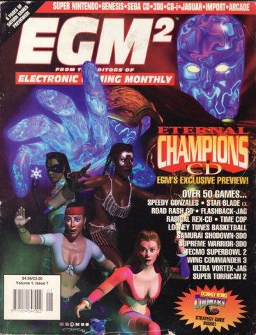 EGM2 Issue 07 (January 1995)