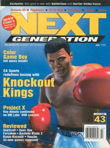 Next Generation Issue 43 July 1998