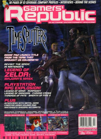 Gamers Republic issue 026 July 2000