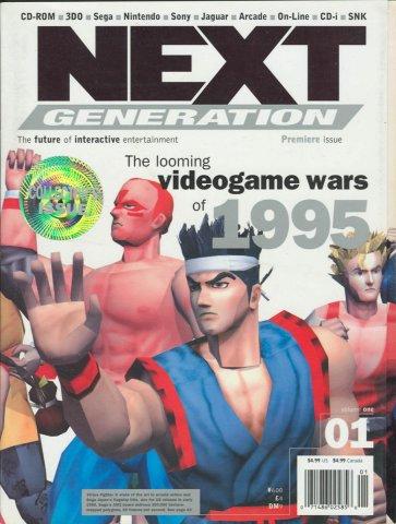 Next Generation Issue 01 January 1995