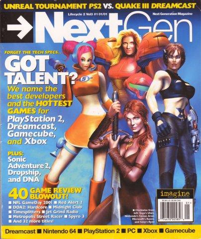 Next Generation Issue 73 January 2001