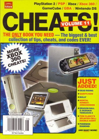 Cheats! Volume 11