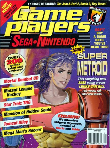 Game Players Issue 059 May 1994