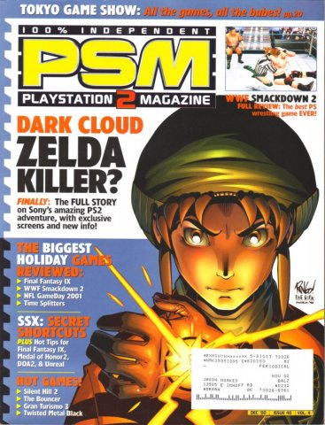 PSM Issue 040 December 2000