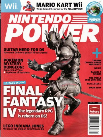 Nintendo Power Issue 228 (May 2008)