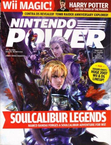 Nintendo Power Issue 218 (August 2007)