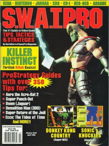 S.W.A.T.Pro Issue 22 March 1995